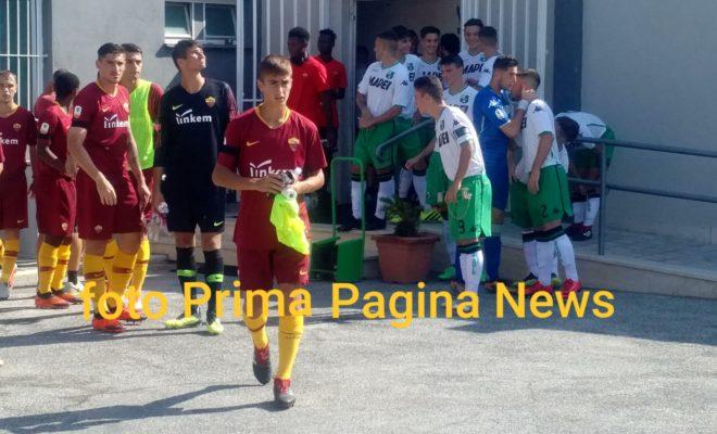 ef90e6f25f As Roma Primavera ' Us Sassuolo 3 a 5 (foto) - Forza Magica